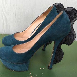 Used Authentic Nicholas Kirkwood Heels